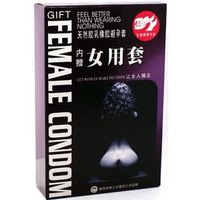 Ultra-thin condoms Sex Product, woman Condom, Pleasure more Female condom, Let woman make decision beinu condoms wholesale