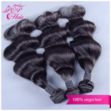 Ali POP hair unprocessed virgin brazilian hair body wave 3pcs lot brazilian hair weave bundles cheap human hair weave wavy(China (Mainland))