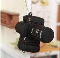 Wholesales 10pcs/lot  new Rubber simulation  mini camera  -1  model  usb 2.0 memory stick pen  thumb drive freeshiping