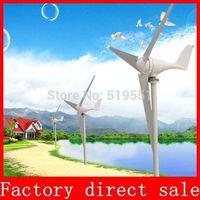 FEDEX or DHL FREE SHIPPING 600W Max Power Wind Generator Turbine +1000w max Wind  solar hybrid  Controller(with LCD)  12/24V