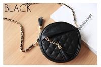 2013 women's brand handbag fashion personality rivet bag fashion double c one shoulder cross-body chain bag mini bag