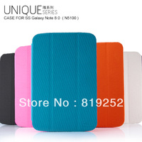 Original Kalaideng Unique series leather case for samsung galaxy note 8.0 N5100 N5110, with screen protector!