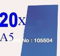 "Free shipping!20x Negative Dry Film Photoresist Sheets 6x8"" (A5) for DIY PCB Prototype =22pcs"