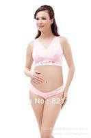 New 2014 Enjoy the pregnancy panties cotton Pregnant women suit underwear and bra large size XXL  maternity Fashion Vanguard