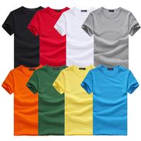 SOCHI New Spring 2014 mens t shirt Slim fit fashion 2014 t-shirt casual V neck Cotton short sleeve Tees Tops XXXL Free shipping