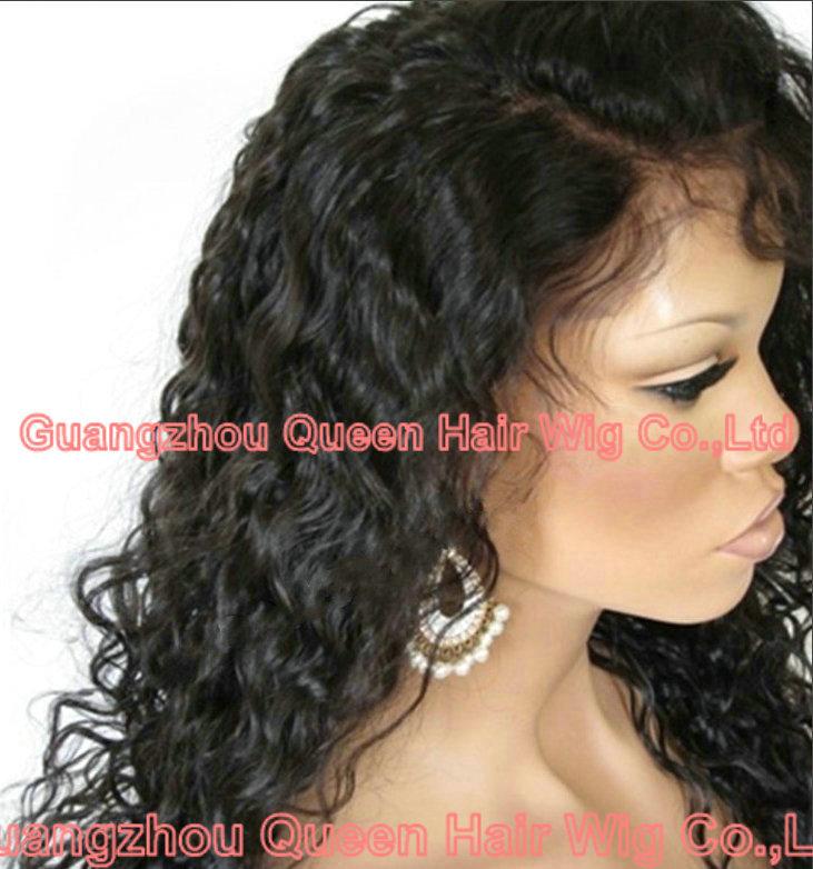 Lace Wigs Human Hair China 95