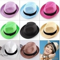 beach shade hat men and women summer season jazz  sun hat
