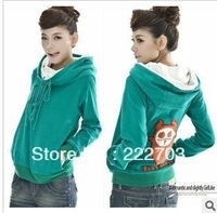 Free   2013 Direct foreign trade Women   Autumn new Korean version of sweater wholesale fashion hoodie 002
