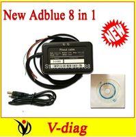 DHL Freeshipping 2013 New arrival 7in 1 adblue emulator MODULE/Truck Adblue Remove Tool