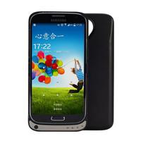Emergency 3600mah Portable Power Bank External Battery Charger Case bateria carregador , Backup Power For Galaxy S4 i9500