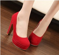 Free shipping2013 fashion single shoes high-heeled platform thin heels shoes princess high-heeled shoes women shoes