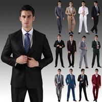 Мужские классические брюки E1381