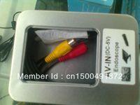 Broaden your eyes 2M AV450,000pixels HD  mini far-focal endoscope with 6LED light,cctv monitor ,