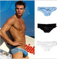 AUS019 2014 hot sale sexy and good quality swimming trunks 4 colors 4size