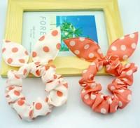 Bow rabbit ears hairband,ViVi amazing hair accessories,headgear 12pcs/lot 6 colors FREE SHIPPING