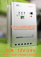 30A MPPT Solar Charge Controller Regulator Tracer 3215RN Max PV 150V Input