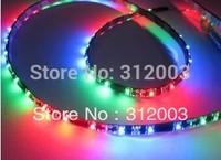12V 60cm, 4mm narrow 0603 flexible LED strip, 50 pcs/lot, 0603 SMD, China LED manufacturer, W,B,R,Y,G