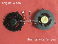 Laptop CPU Cooling Fan For ASUS M50 M50S M50V G50 G50V G50VT G51 G51VX G60 N50  P/N DFS541305MHOT F8U5 4PIN