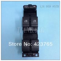 High Quality Power Window Switch For Bora A4 Golf A4 Passat B5 Jetta Seat S5 OE:1J4 959 857B