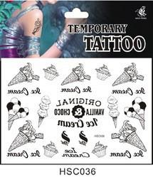 Временная татуировка HSC036 130 купить временная регистрация через уфмс