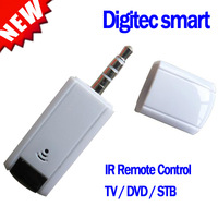 free shipping digitec Smart Universal IR Remote Control for iPhone