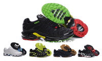 Wholesale TN Running shoes design and colour New with tag Men's Athlete  shoes and Free shipping,Euro41-46