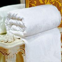 Quilted Bedspreads/Summer /Silk Quilt/Handmade 100% Pure Mulberry silk quilt/Duvet/Comforter/Queen King/Quilted Cotton Bedspread