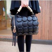2014 koren style women  messager leather  bags  PU leather handbag  shouder bags bolsas