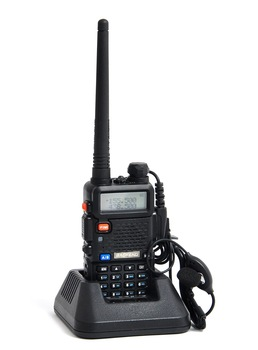 2pcs Walkie Talkie 136-174MHz & 400-520MHz BaoFeng UV-5R Interphone Transceiver A0850A Two-Way FM Radio Mobile Handled