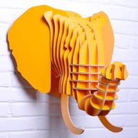 elephant head for wall decor,wooden elephant decoration,carved craft diy wood,animal home decor,novelties item,decoration object