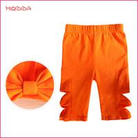 Lowest price Free Shipping 13268 Hot sale 2014 Summer Girl legging size 2T - 7 year  Korean design leggings girls leggings