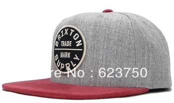 BRIXTON Snapback Hat 2013 New Brand Men baseball caps 26 Colors fashion women snapbacks hats hip hop cap Free Shipping