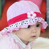 1PCS cute Girls baby cap Kids hats Cotton Beanie Infant hat children baby hat  kids accessories 257