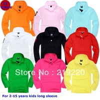 free shipping 2013 Spring Autumn Winter kids baby boy t shirts kids boys children long sleeve t-shirts kids clothes t shirt