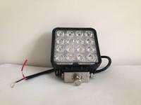 Super Bright 48W LED Work Light For Jeep SUV ATV Off-road Truck