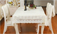 wholesale table cloths white