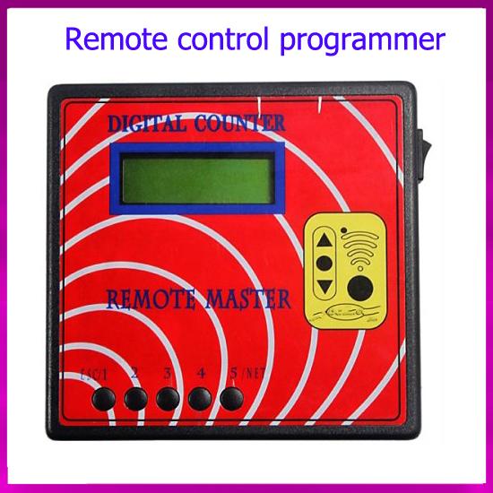Wireless RF Rolling Hopping Fixed Code Car Remote Control Master key Programmer Muti Function Duplicator GV-668(China (Mainland))