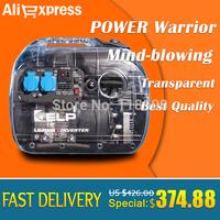 Mind-Blowing! Transparent Portable Power / 2kW Digital Inverter Gasoline Generator LH2000i, CE & TUV
