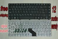 3810 3410T Keyboard for Acer Aspire 3410G 3810TG 3820G 3820T Brazil Keyboard black color, original 3810T 3815 laptop keyboard BR