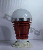 Freeshipping High Power 3W LED Bulb E27 AC85-265V Taiwan Epistar chip 2 years warranty
