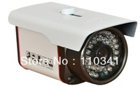 1/4 CMOS  800tvl  IR Waterproof Camera,  Free shipping