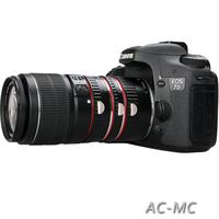 Aputure Auto Focus Macro Extension Tube Ring for Canon EOS Lens Focus Macro Extension Tube  Set AC-MC Free Shipping