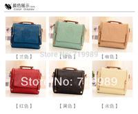 new 2014 fashion women shoulder bag one shoulder bags women leather handbags women messenger bags women handbag totes bags