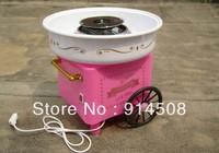 Free Shipping  1Pcs/Lot+ American retro Nostalgia Electrics Cotton Candy marshmallow Maker Machine New,