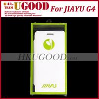 Original JIAYU G4 Flip case with Dermatine Pu Leather Fashion Design Jiayu G4 Flip Case With Good Quality In Stock Free Shipping