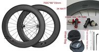 F9R Carbon wheels 88mm*23mm ems shipping