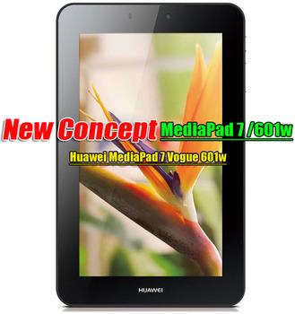 "HUAWEI MediaPad 7 Vogue S7 601w WLAN  7"" IPS1024x600// Android 4.1 4100 maH quad core K3V2 Cortex-A9  // +Google play"