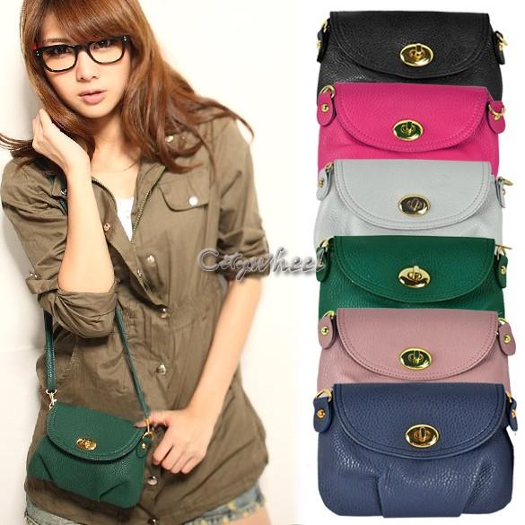 Free shipping 18 colors 2014 Korea New Women's Handbag S