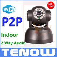 IP Camera Night Vision 2 Way Audio Wireless Network Internet Wifi RJ45,Indoor Home Surveillance CCTV IP Camera