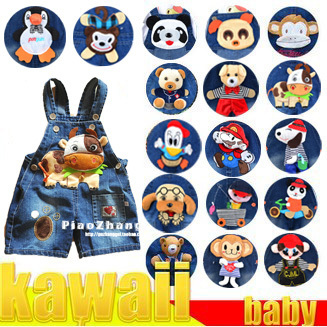 2013 autumn -summer new years kid bebe overall baby jeans clothing clothes jumpsuit baby bodysuits baby romper for boys girls(China (Mainland))